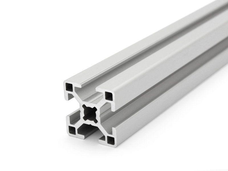 Rahmen für Tensiometerkalibrierung Aluminiumprofil 30x30 B-Typ Nut 8 ...