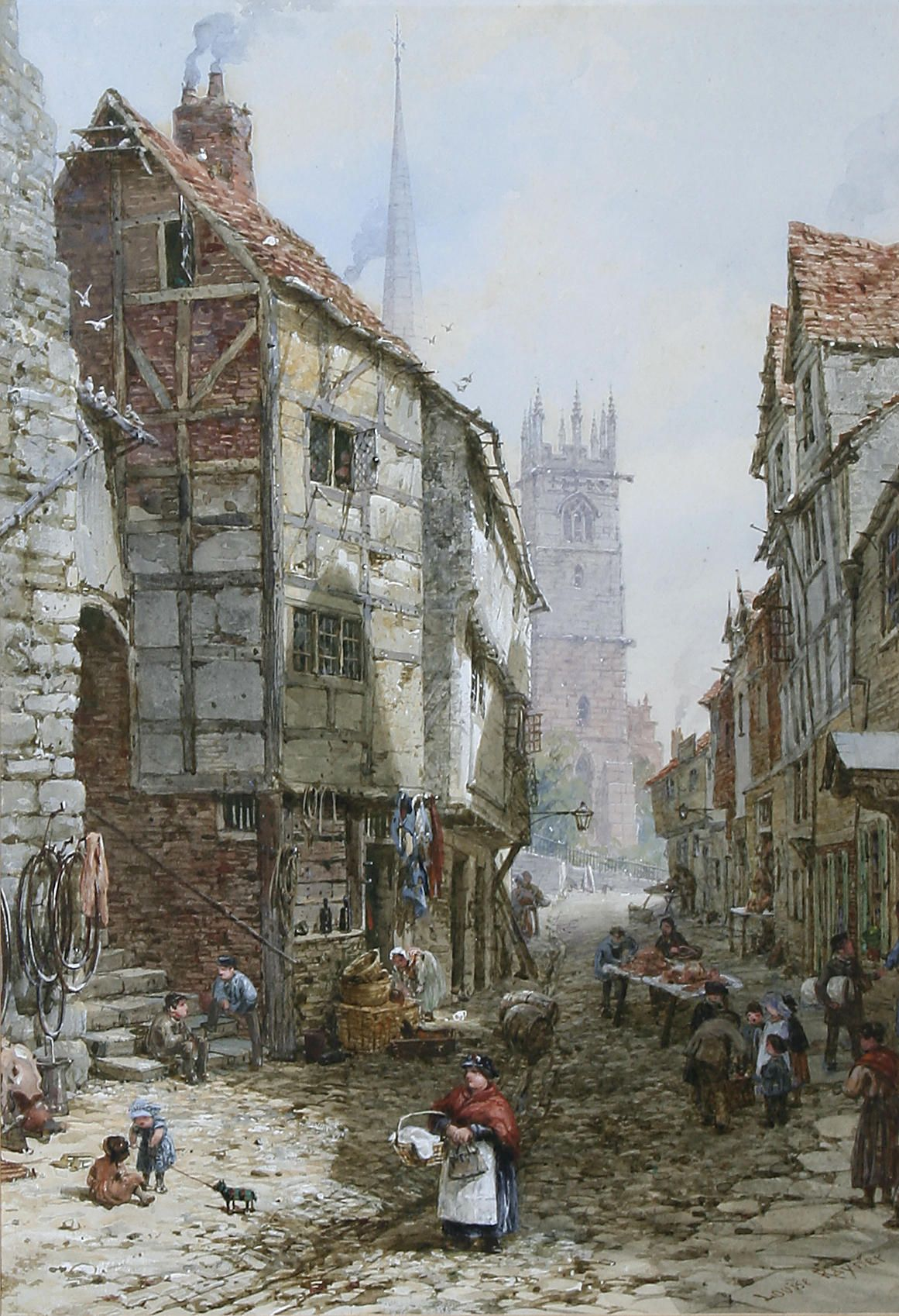 History of watercolor art - Find This Pin And More On History Fiveminutehistory