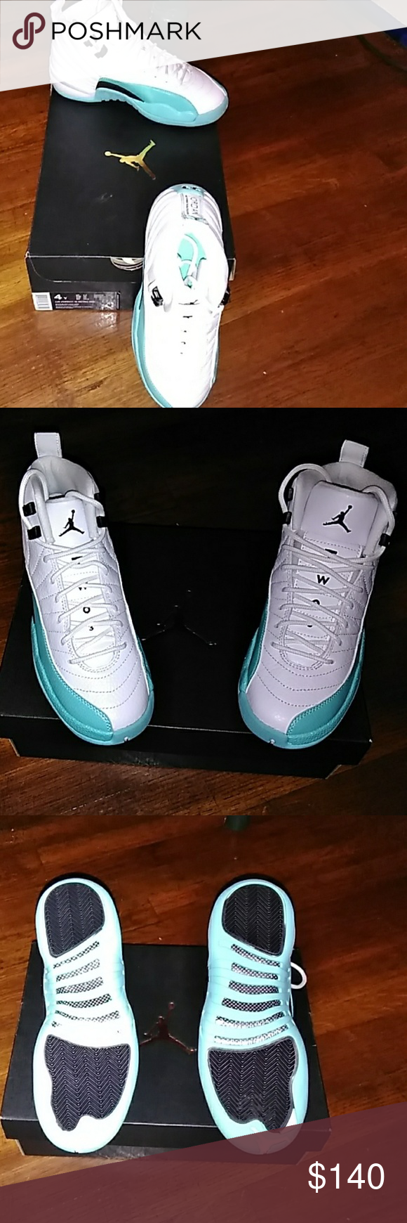 94885373f10138 Air Jordan 12 Retro(GS) Air Jordan 12 Retro s never worn. Brand new in the  box. (Was to little for my little girl) Great for gift. Release dates. Nike  Other
