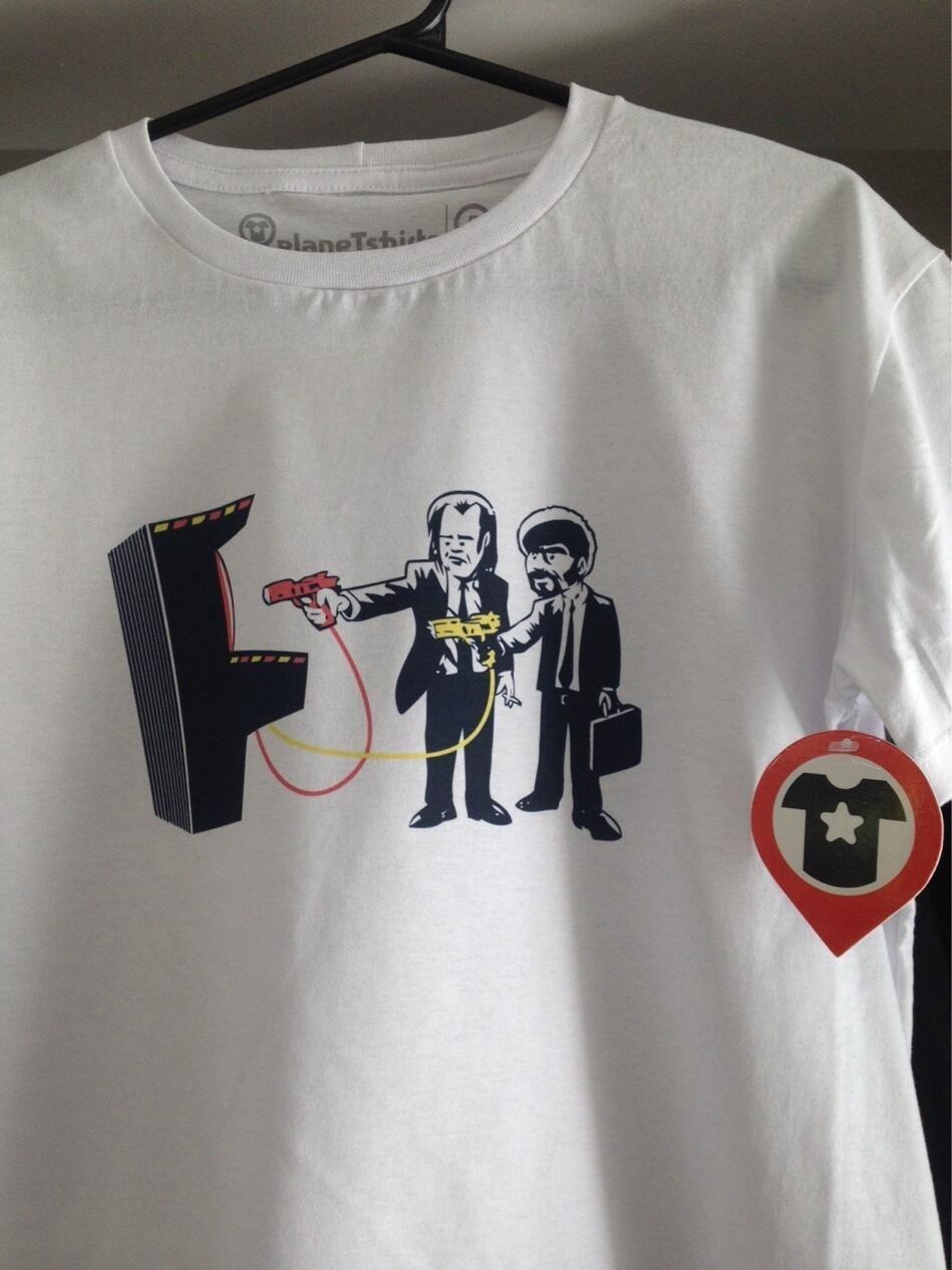 Aqui na Planetshirts!!! Rua Piauí, 1269. Londrina  Camisetas personalizadas.   Facebook.com/planetshirts