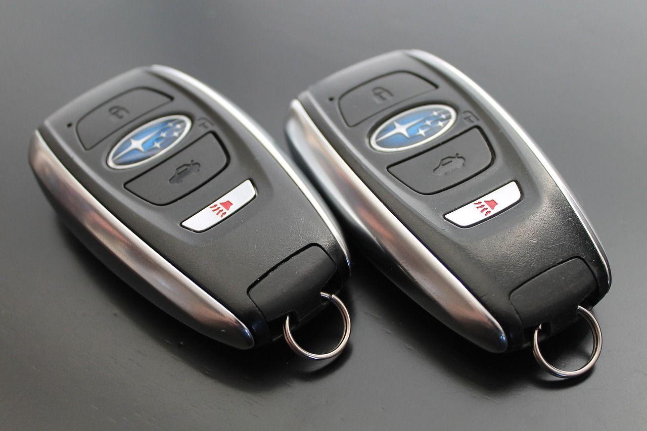 Silicone Rubber 4 Button Protective Smart Key Fob Remote Cover