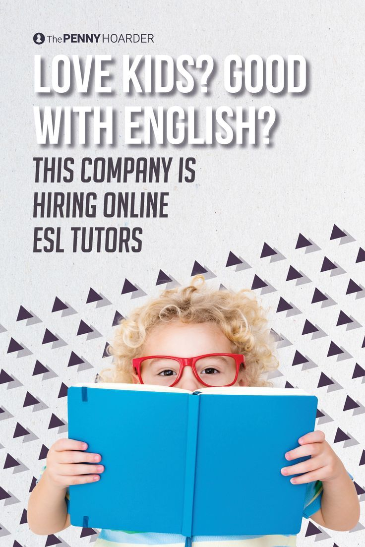 Looking For A Work From Home Job That Lets You Work With Kids This Company Is Filling Online Esl Tutoring Tutoring Jobs Business Degree Jobs Business Classes