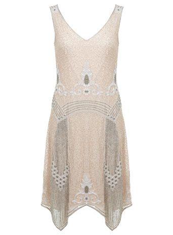 Fleur-Kleid im Stil der 20er-Jahre - Kleider - Kleidung | Flappers ...