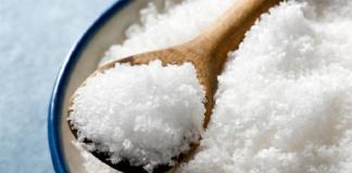 Čo všetko dokáže vyliečiť kuchynská soľ?