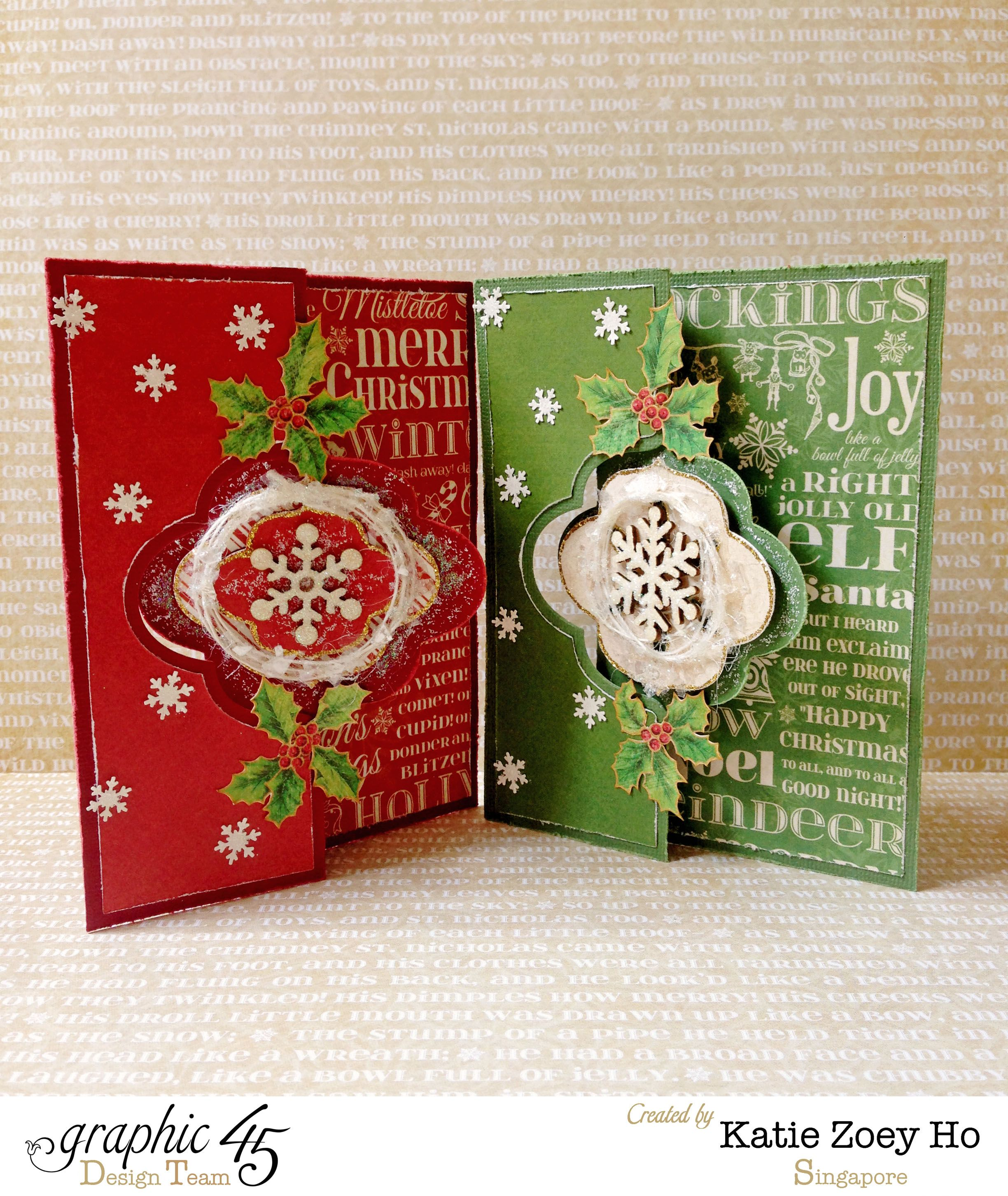 Scrapbook ideas singapore - Delightful Christmas Cards Scrapbook Com