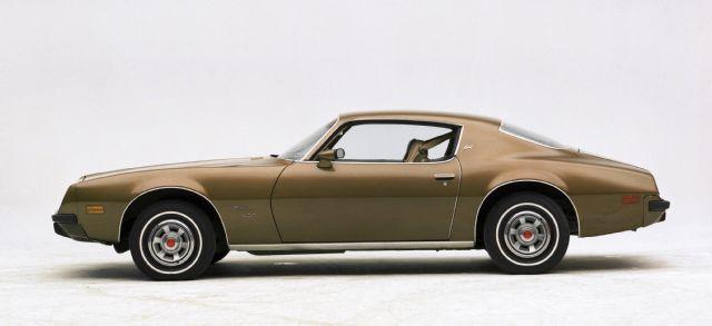 1978 Pontiac Firebird Rockford Files Profile