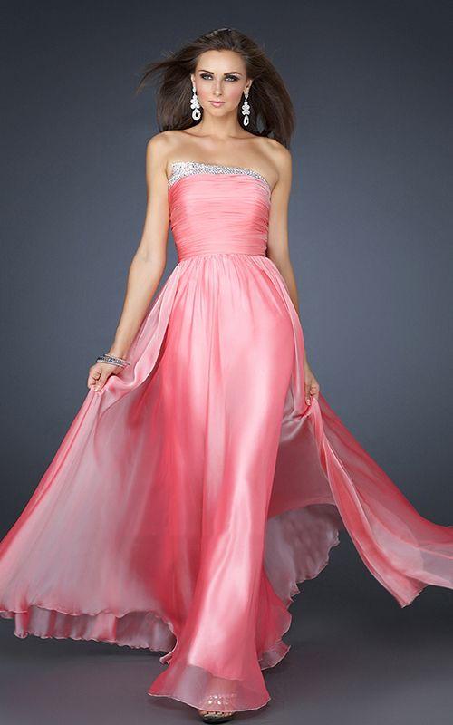 longhems.com long pink dress (11) #longdresses | Dresses & Skirts ...