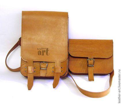 b902aad90dc1 Мужские сумки ручной работы. Кожаная мужская сумка Трансформер. Анна  Бурмистрова Кожа-Арт.