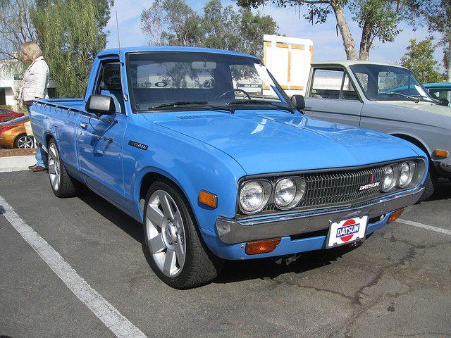 Datsun 620 Pickup 1974 Datsun Car Datsun Pickup Datsun