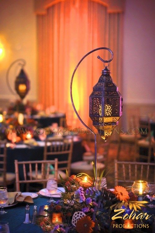 Outstanding 4 Hanging Lantern Centerpieces Zohar Productions Provides Download Free Architecture Designs Sospemadebymaigaardcom