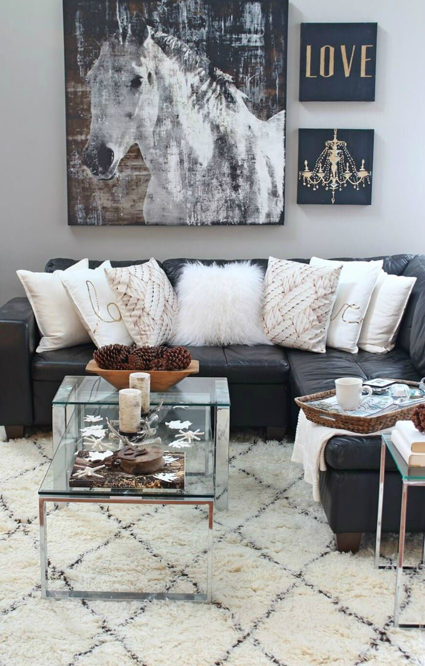 Over The Sofa Wall Decor Ideas Best Of 30 Best Decoration Ideas The Sofa For 2020 In 2020 Rustic Glam Living Room Glam Living Room Contemporary Decor Living Room