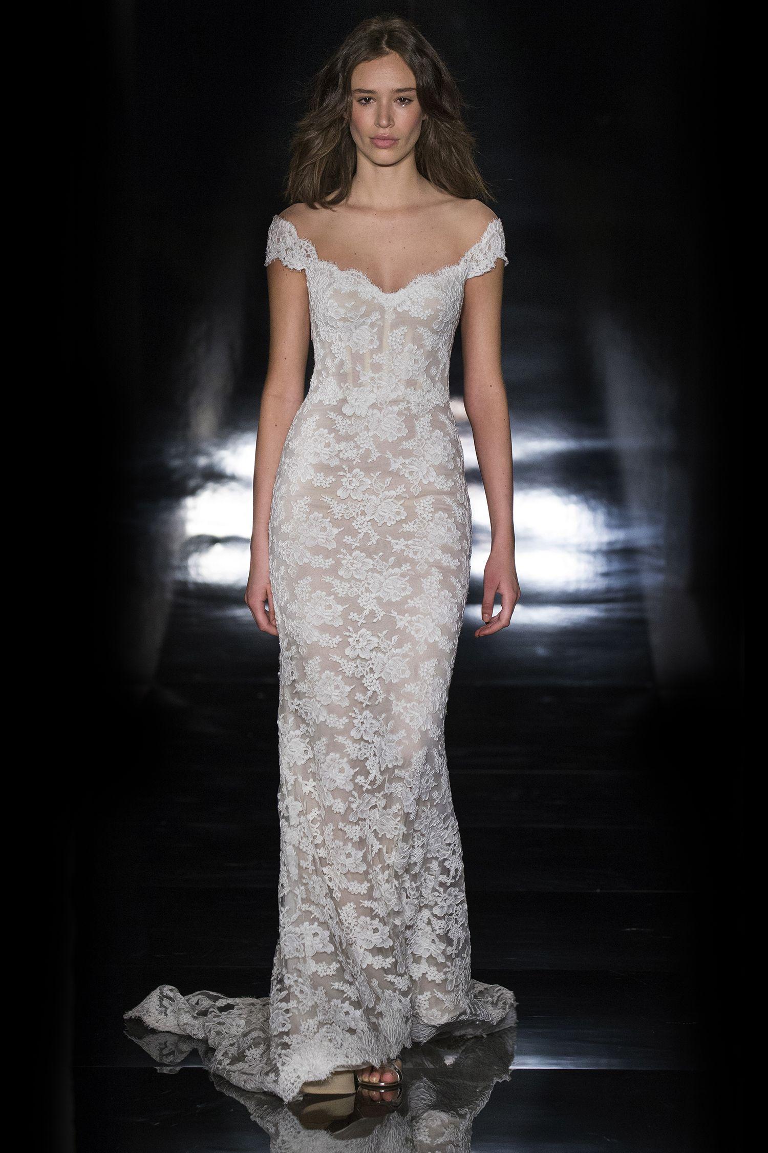 a3e5d6126ff0 Look 3- Francesca Reem Acra Wedding Dress, Bridal Gown Styles, Bridal Gowns,