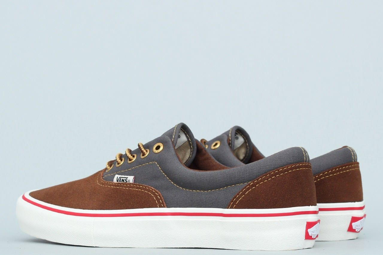 VANS | ERA PRO ANTI-HERO SHOES (BROWN CARDIEL)