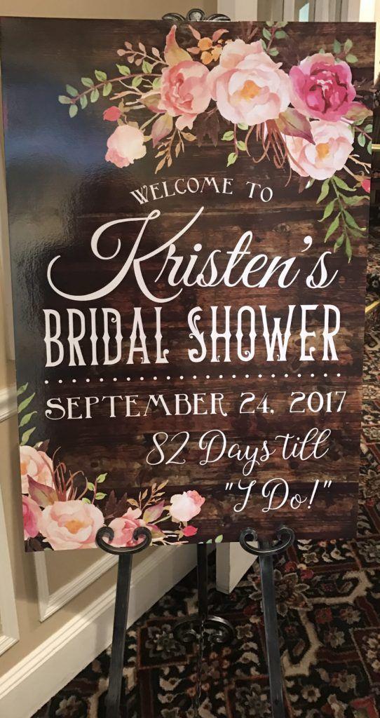 Bridal Shower Decorating Ideas #bridalshowerdecorations