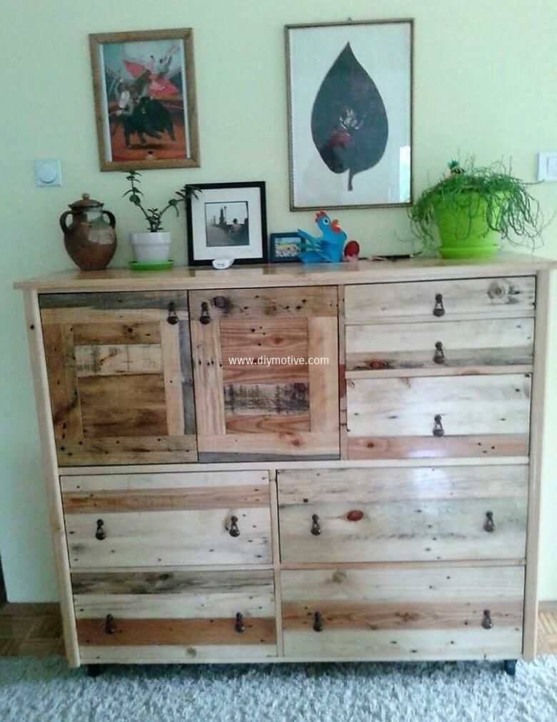 Creative Ideas With Wood Pallets Reusing