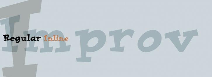 Improv font download