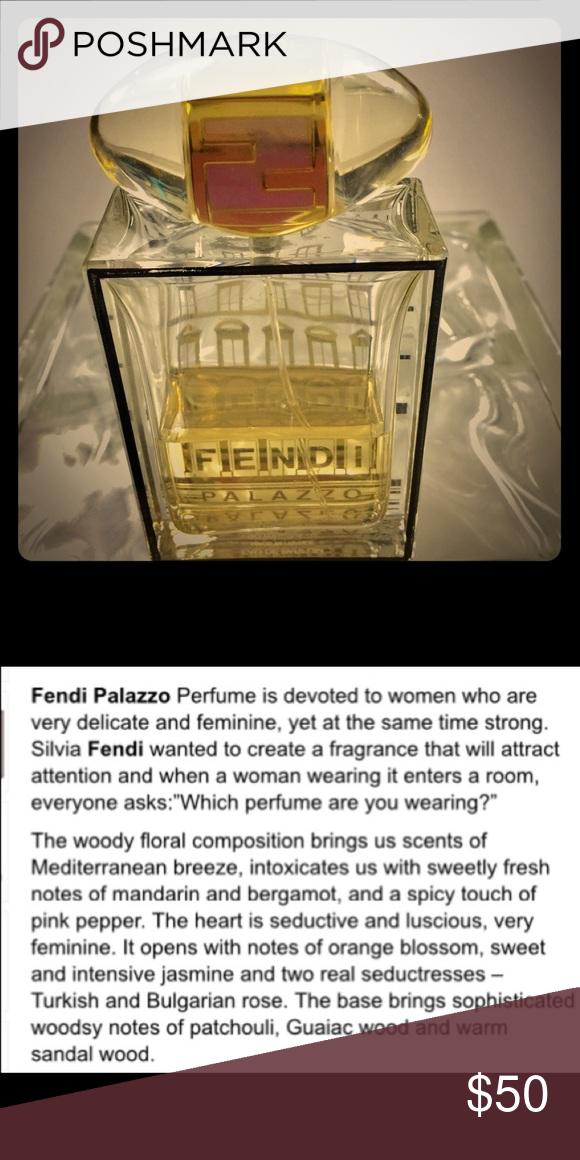Fendi Palazzo Eau De Parfum Spray 30 Fl Oz In 2018 Hearts From
