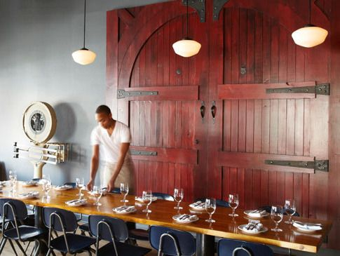 Restaurant Barn Doors Slideshowstdhtwo Restaurant Barn Door
