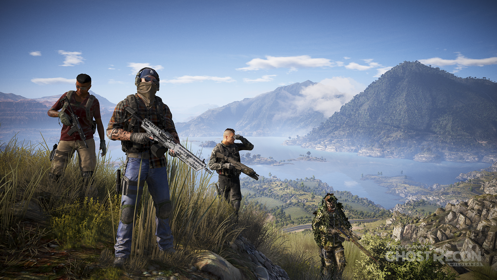 Computerspiele Tom Clancy S Ghost Recon Wildlands Wallpaper Lord Computerspiele By Any Means Necessary