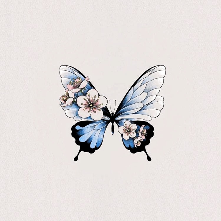 "STUDIOBYSOL_ludy en Instagram: ""flash design (Available) . 컬 | tattoo"