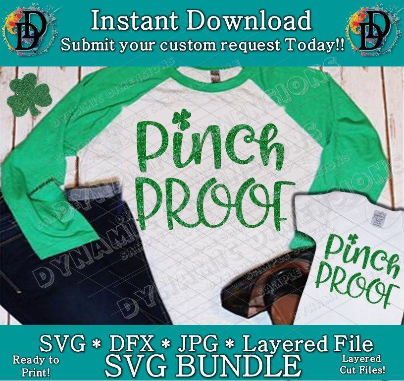Pin on St. Patricks Day Digital Download Vinyl SVG