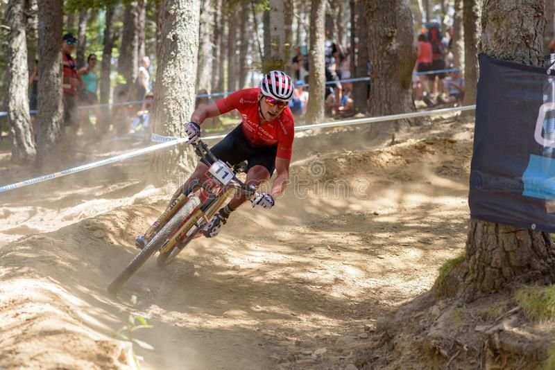 Ondrej Cink Cze In The Mercedes Benz Uci Mtb World Cup 2019 Xco Vallnord Ando Aff Mtb Uci Cup World Benz Ad Mercedes Benz Benz Mtb