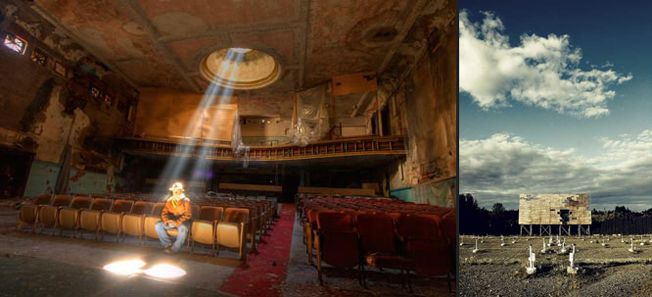 Abandoned movie theaters across the US - Gjunkie