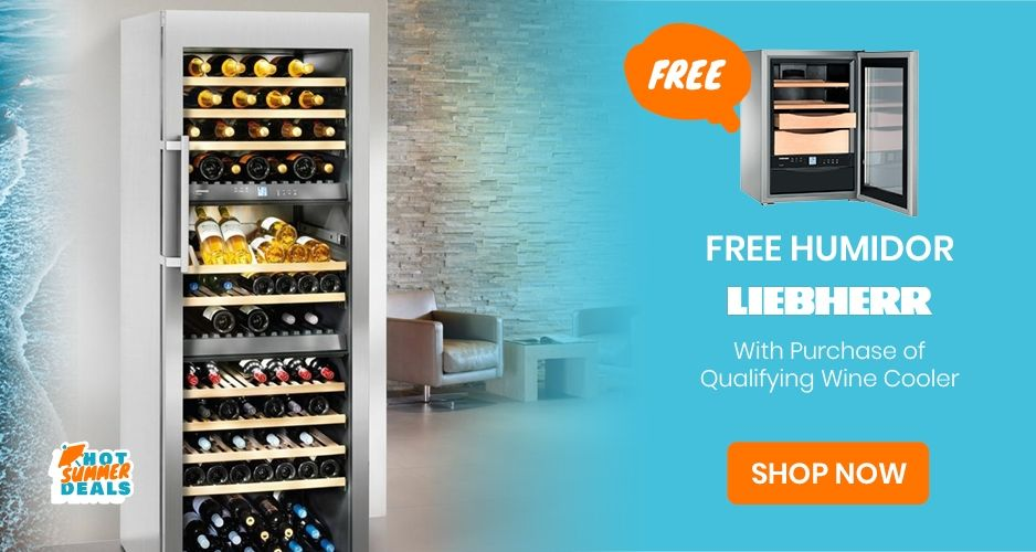 Liebherr Get A Free Humidor Model Xs 200 With Purchase Of Qualifying Wine Cooler Ends December 31 Wine Home Decor Kitchen Decor