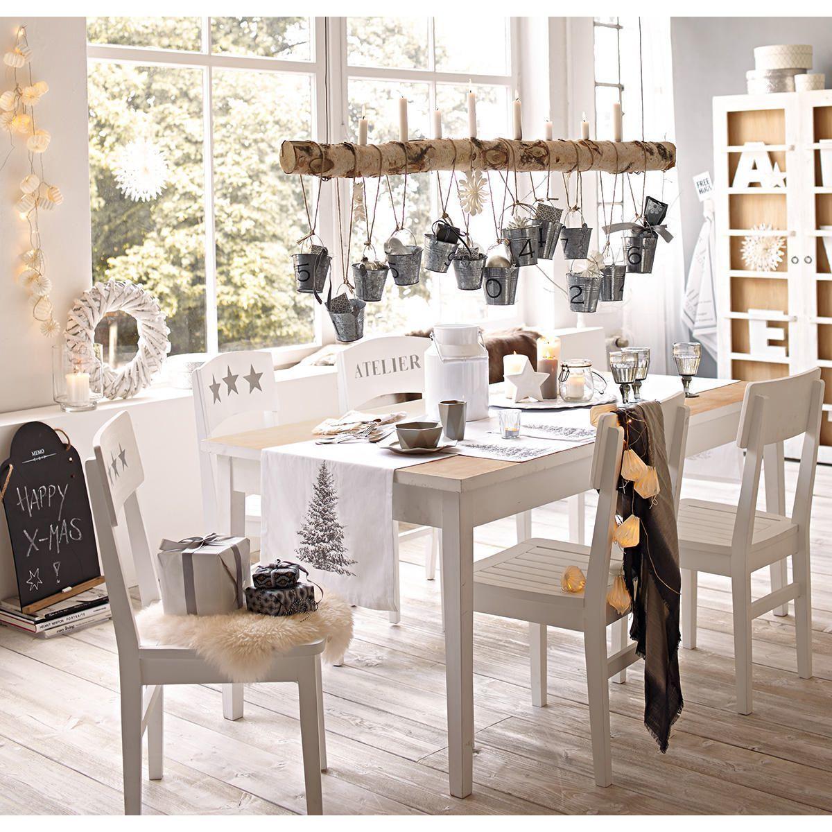Shabby Chic Deko Ideen Weihnachten Das Beste Von Diy: Stuhl, Shabby Chic, Kiefer Massiv
