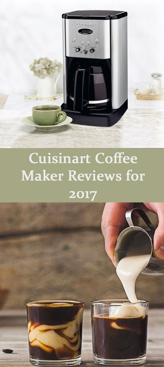 The most basic coffee makers make at least a decent cup. But you ...