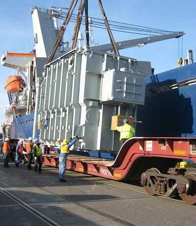 Port of Everett - Apr 16 This is a power transformer ( - container crane operator sample resume