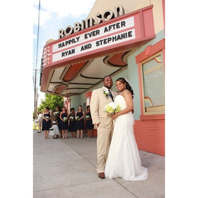 Robinson Theater In Richmond Va Wedding Venues We Work With