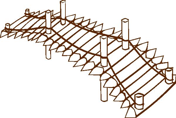 simple wooden bridge - Google Search
