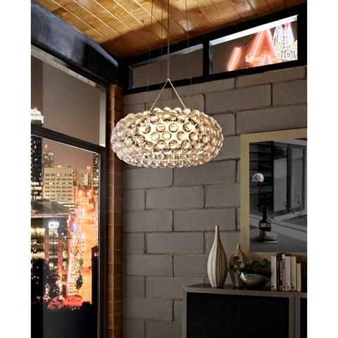 Buy Modway Halo Acrylic Crystal Chandelier 20 EEI 820 Online Best Price