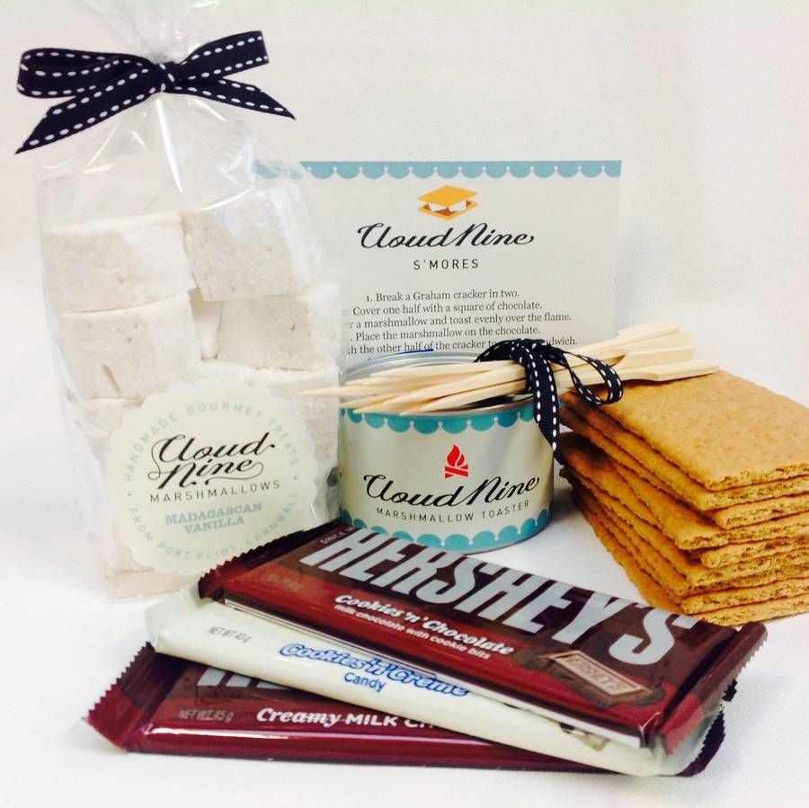 Cloud Nine Marshmallows' S'mores Kit