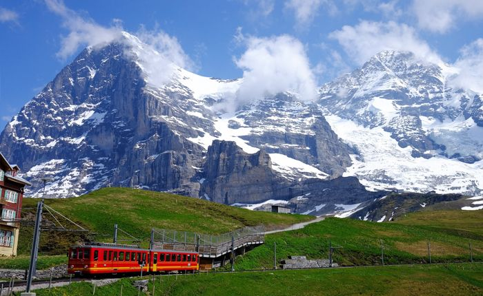 Top 10 places to visit in Switzerland: Jungfraujoch