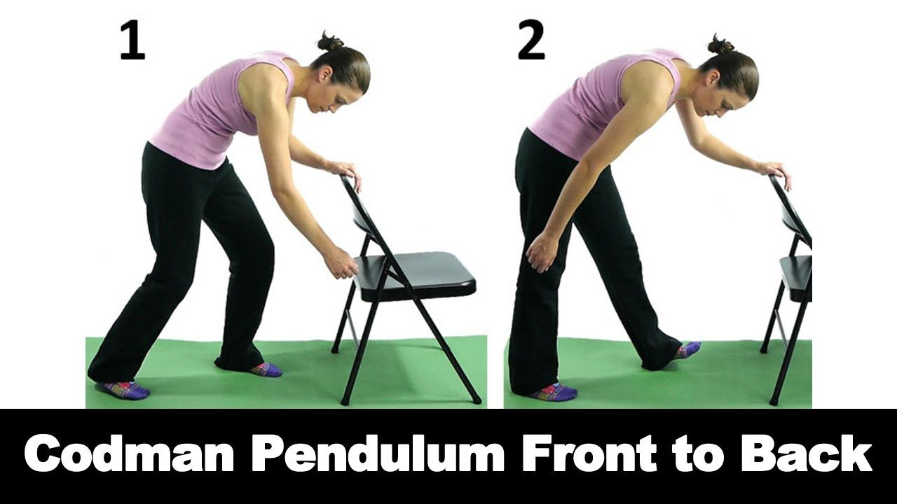 Pin on Individual Neck & Shoulder Pain Exercises & Stretches