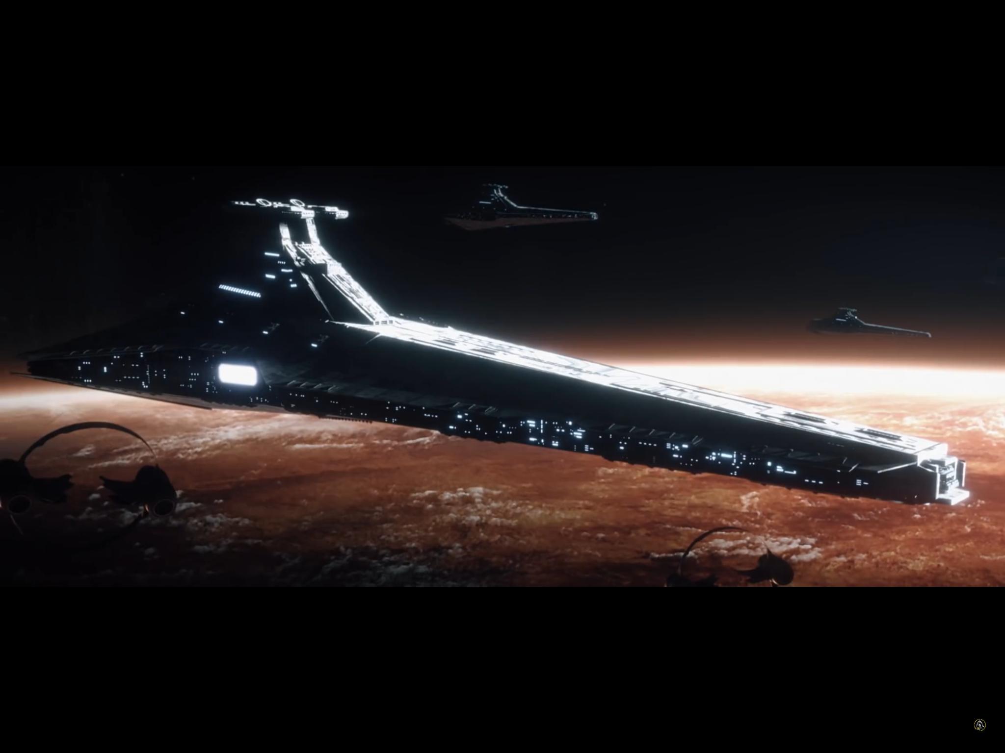 Imperial Venator Class Star Destroyer Star Destroyer Starship