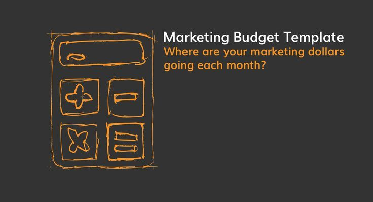 A Marketing Budget Template Will Help You Zero In On The Amount