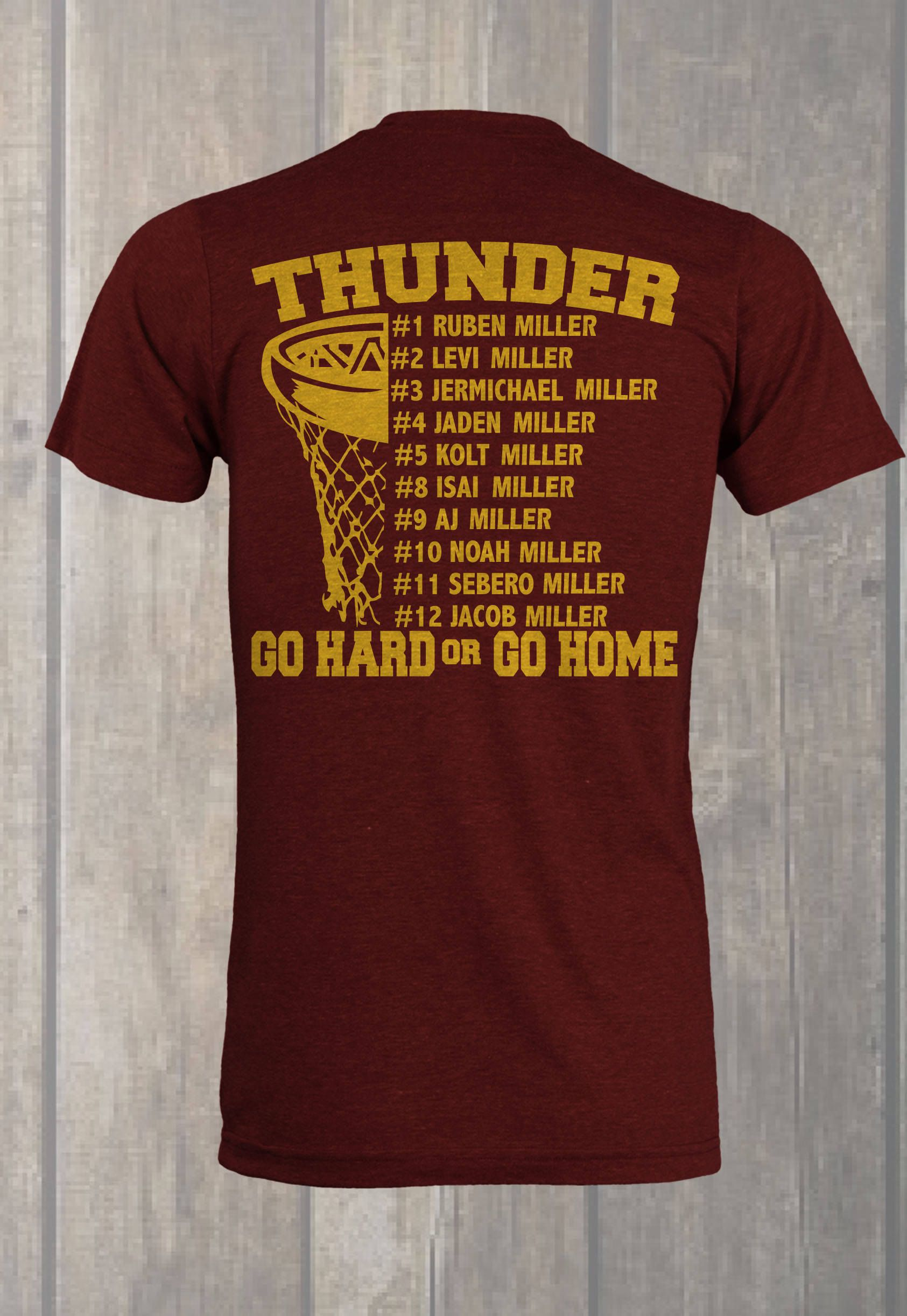 Custom Basketball Roster By Tdzdesignz On Etsy Basketball T Shirt Designs Basketball Tshirt Designs Team Shirt Designs