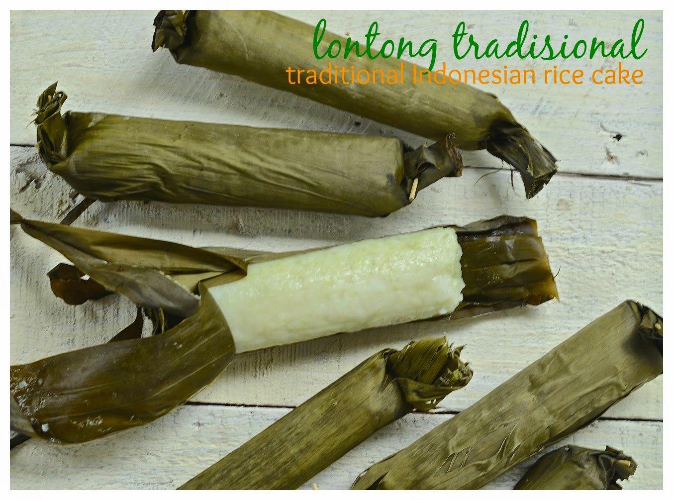 Indonesian Medan Food Cara Membuat Lontong 2 (How to Make