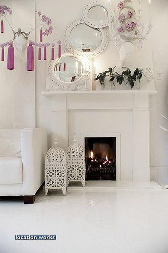 White Interior by decorology