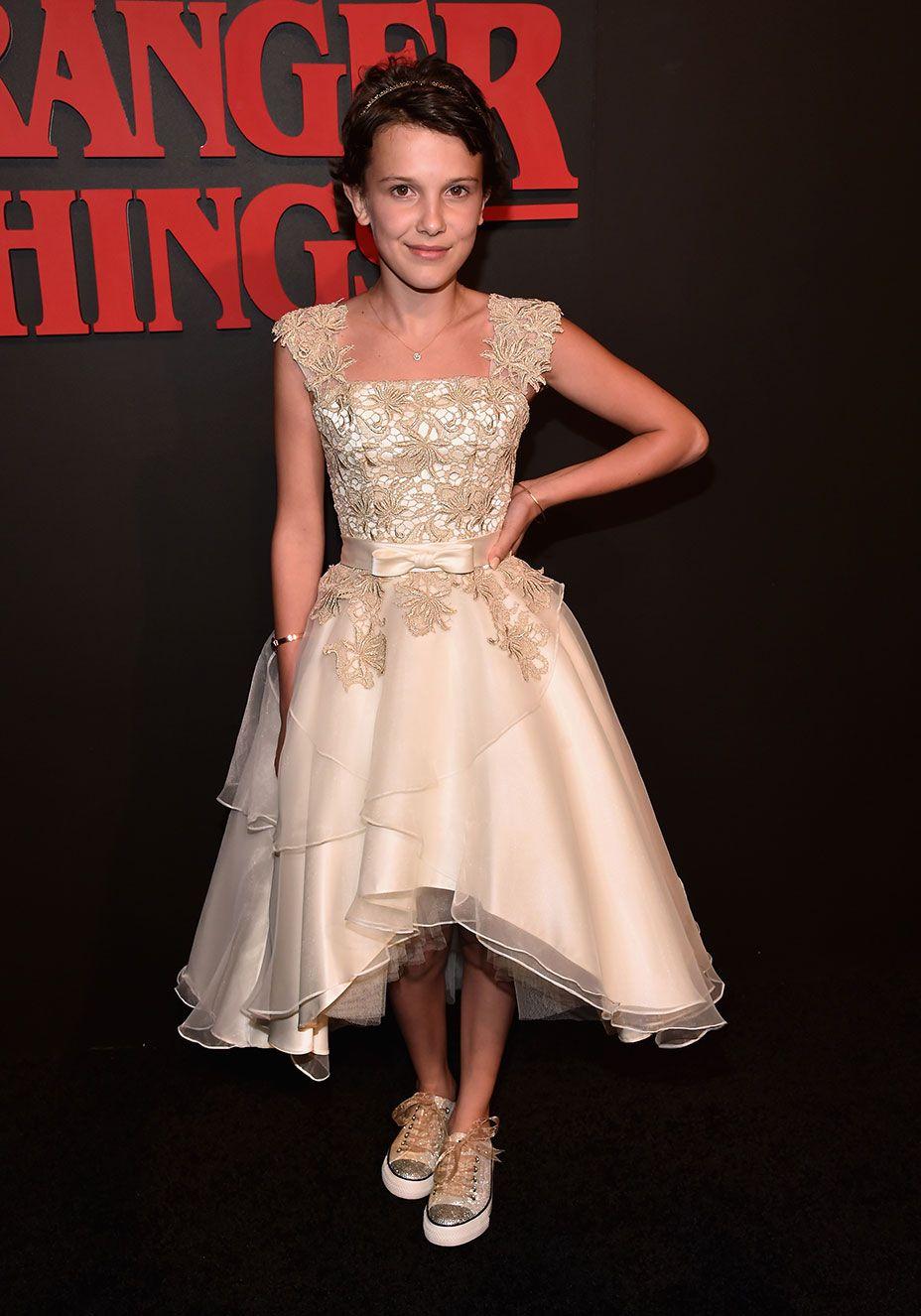Millie Bobby Brown, de Stranger Things, é a sua próxima obsessão fashion