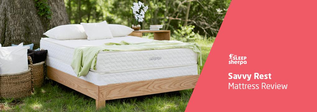 Savvy Rest Mattress, Casper mattress reviews, Bedroom