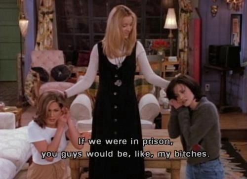 """Community Post: 49 """"Friends"""" Quotes Guaranteed To Brighten Up Your Day"""