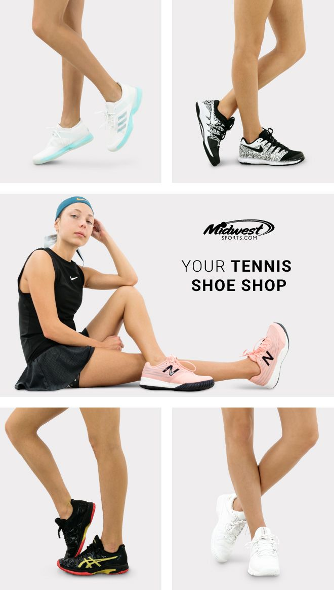 We have the perfect tennis shoes to fit your life style. We