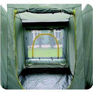 Ozark Trail Agadez 20 Person 10 Room Tunnel Tent