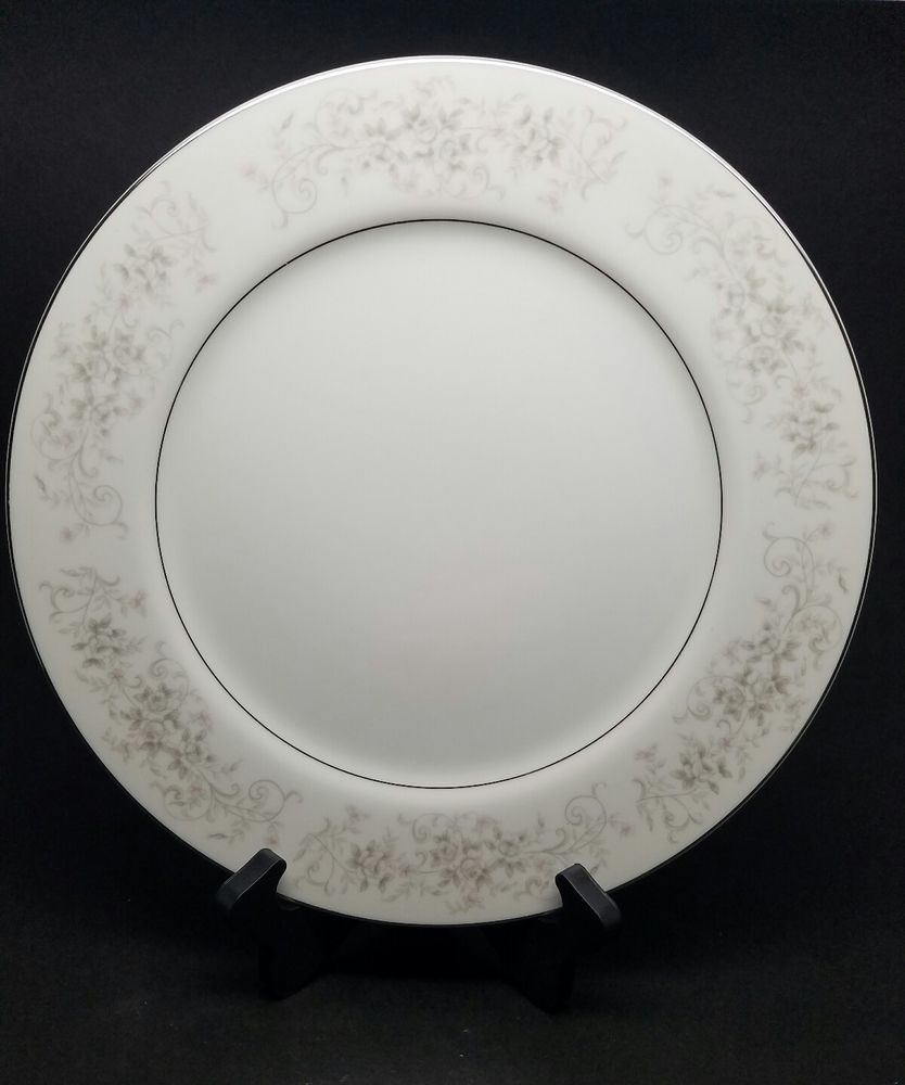 Camelot China Carrousel 10 1/2  Dinner Plate Dish 1315 Japan Flower | Pottery & Camelot China Carrousel 10 1/2