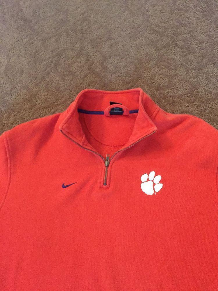 Clemson Tigers Nike Sweatshirt XL #Nike #ClemsonTigers