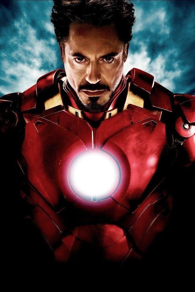 Tony Stark / Iron Man (Robert Downey Jr.) - Iron Man 2 ...